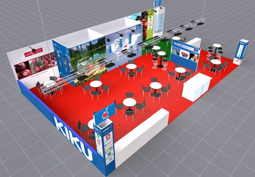 KIKU® auf der Messe Fruitlogistica in Berlin